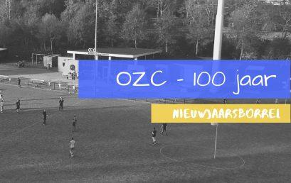 Jubileumjaar OZC 100 jaar