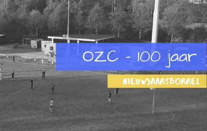 Jubileumsjaar OZC 100 jaar