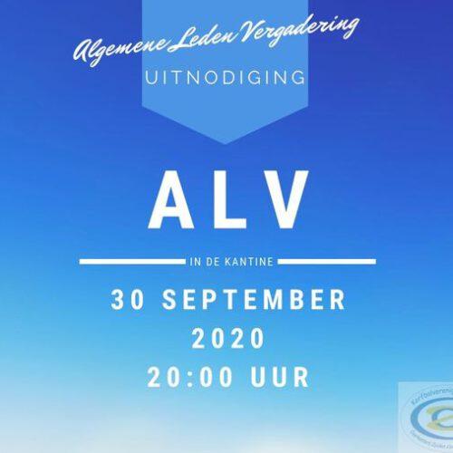 ALV 30 september